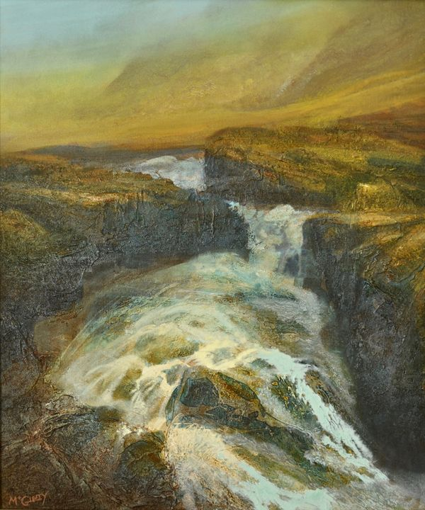 MORNING SURGE, RIVER ETIVE - KEVAN MCGINTY