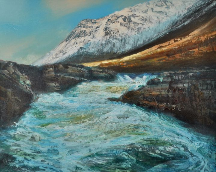 RIVER ETIVE SERIES: FIRE AND ICE - KEVAN MCGINTY