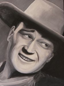 He Played a Cowboy