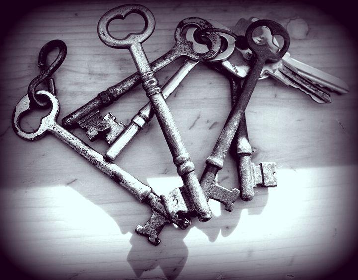 Skeleton Keys - Thoughts Captured