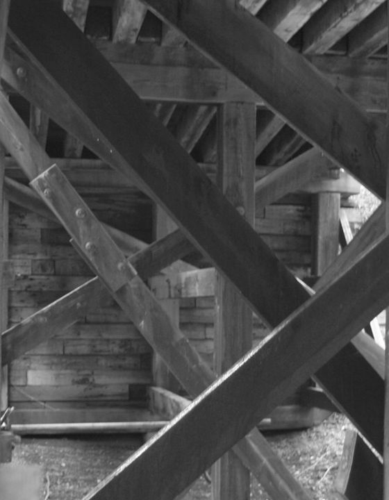 Under the Bridge - Thoughts Captured