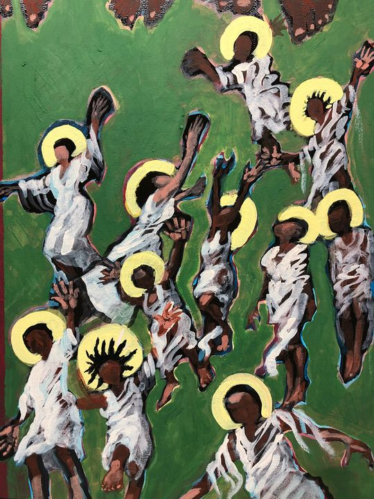 """""""Ascension of Souls"""" - Clarice Moore"""