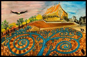 Sacred Spot - Roberts Art