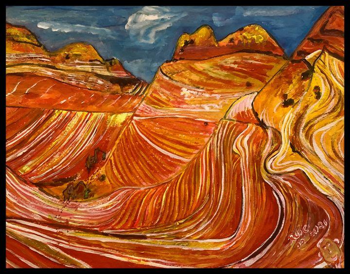 Desert Art - Roberts Art