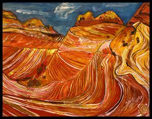Desert Art