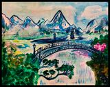 Water Color & Acrylic's original