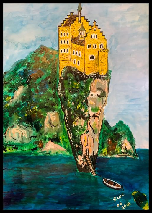 Rock Castle - Roberts Art