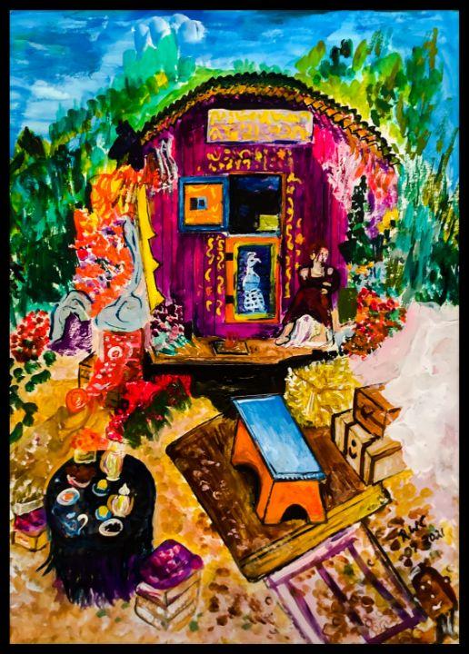 Carnival Home - Roberts Art