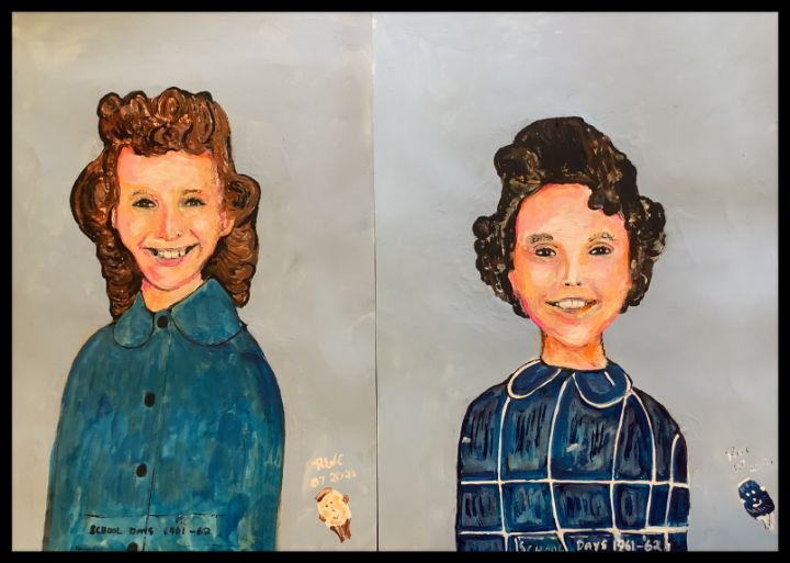 Two Sisters - Roberts Art
