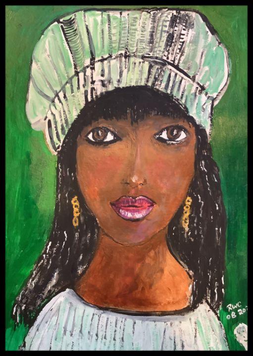 Young Maiden - Roberts Art