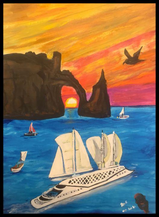 Summer vacation - Roberts Art