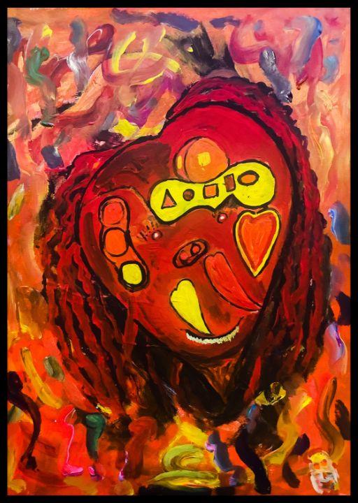 Unlock the Heart - Roberts Art