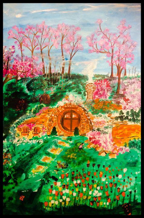 Peaceful Home - Roberts Art