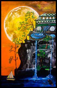 Moonlight Saga - Roberts Art