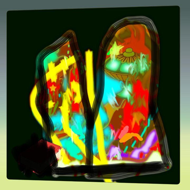 m & Two Doors & One Door - Cody Kremer Molina