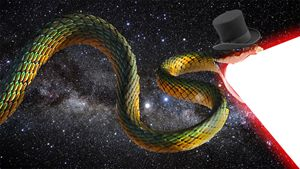 Gentleman Laser Snake