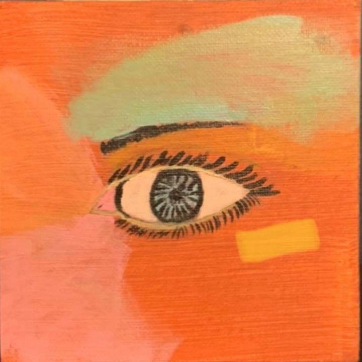 Eye see you - Amira Rae Little