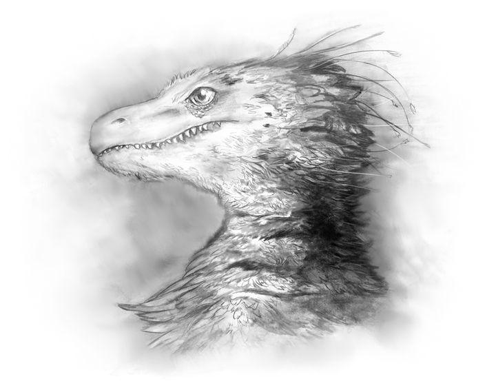 Royal Dinosaur - Loren John Presley