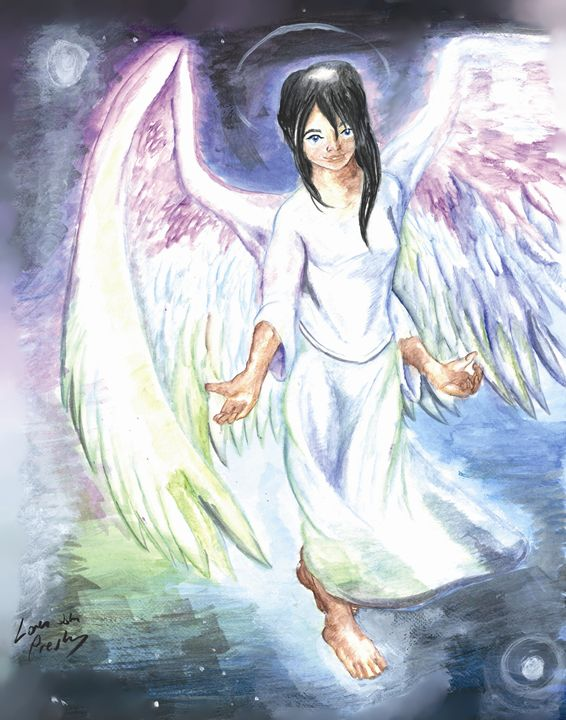 Angel of Guidance - Loren John Presley