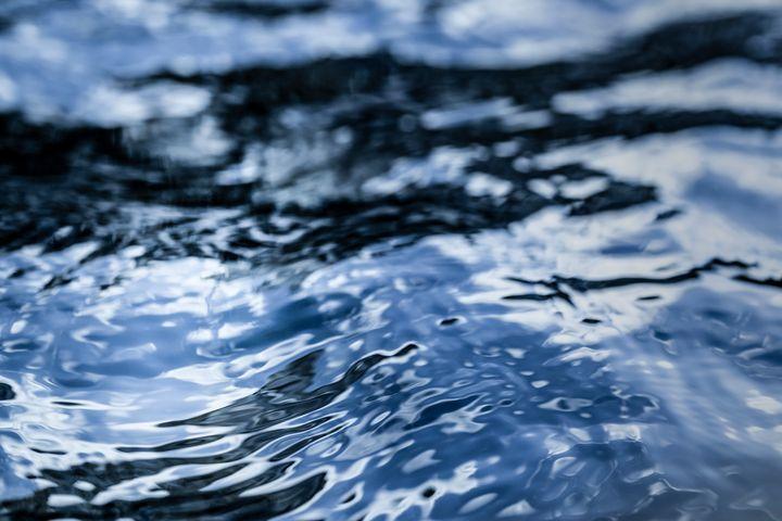 Water Abstract 03 - Eva Bane