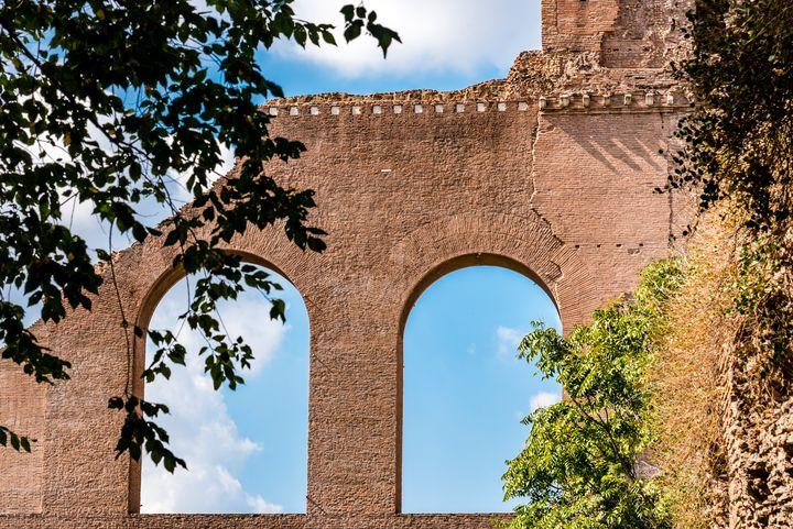 Windows of Rome 04 - Eva Bane