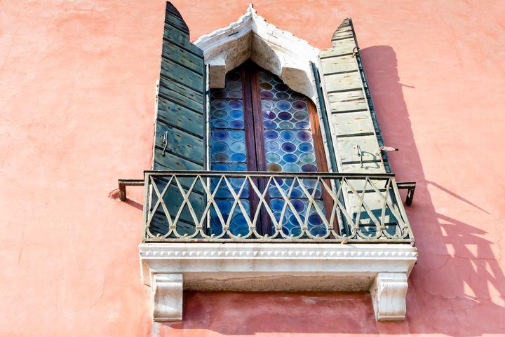 Windows of Venice 05 - Eva Bane