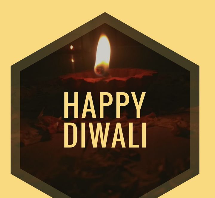 Happy_Diwali - Vivekananda Beshra