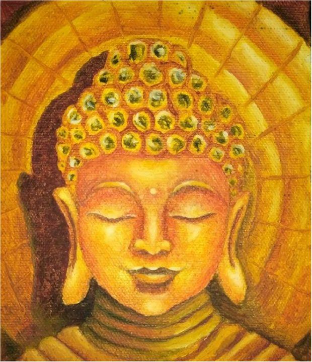 Budha - creatorunique