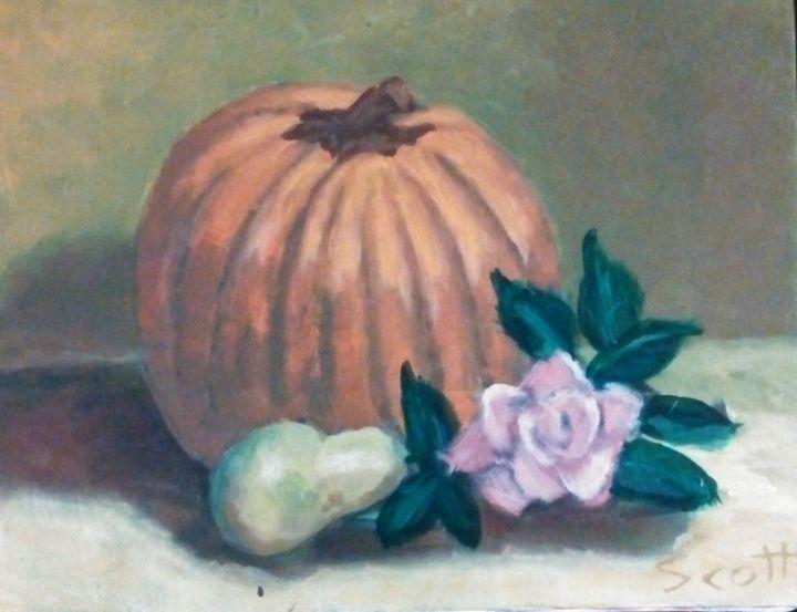 RosePumpkin - ProtoSketch