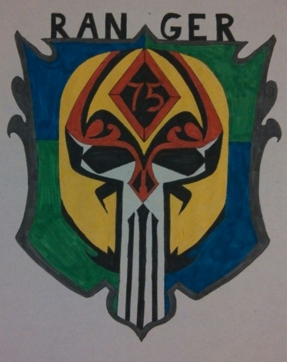 Ranger Logo - ProtoSketch