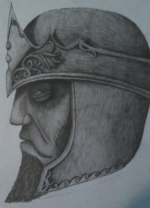 Old Soldier - ProtoSketch