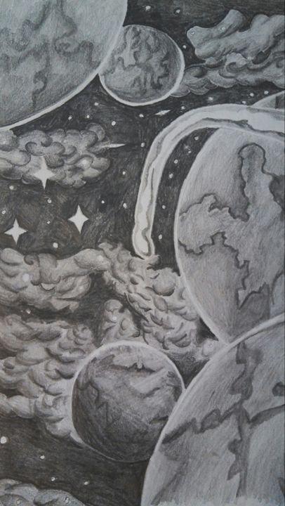 Space Concept - ProtoSketch