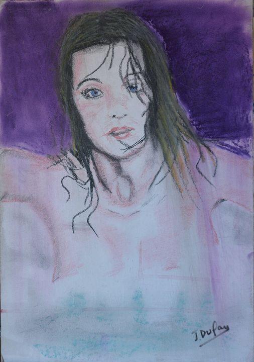 Babetter au bain - Jerôme Dufay