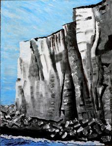 La muraille d'Ault