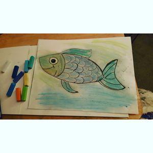 One Happy Fish