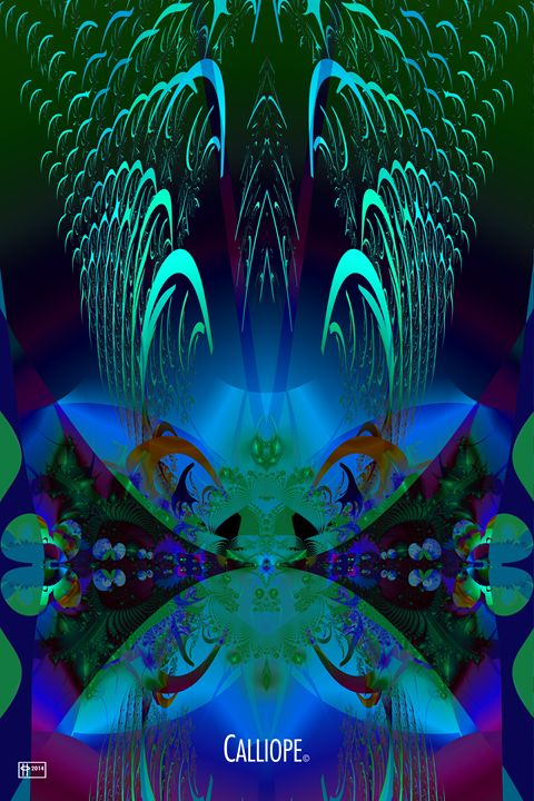 Calliope - Pavelle Fine Art