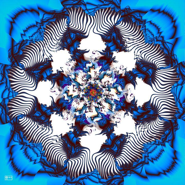 Zebra Coral - Pavelle Fine Art
