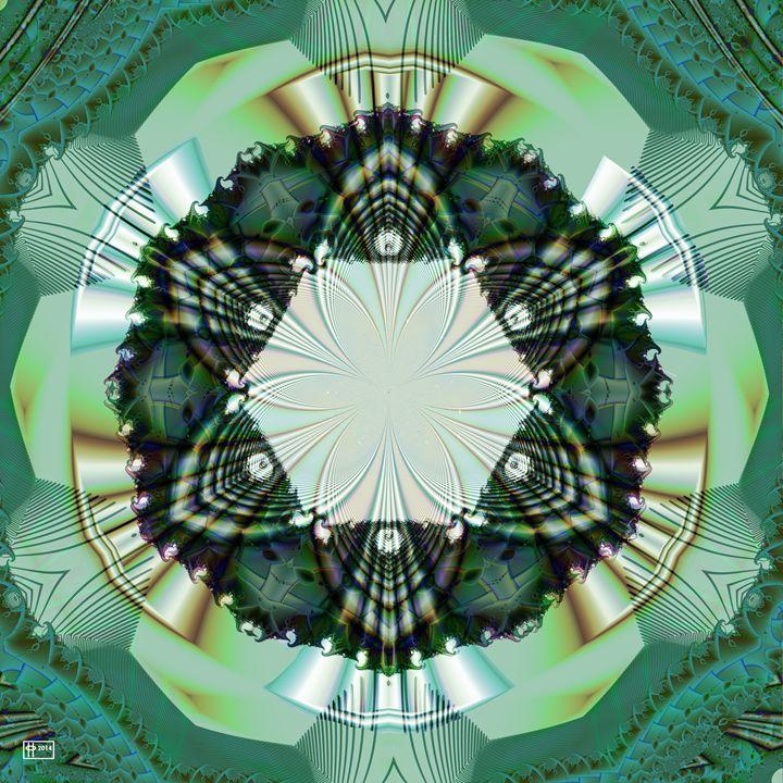 Green Peace - Pavelle Fine Art