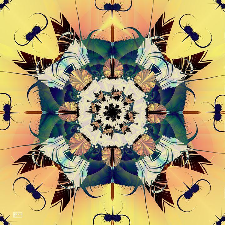 Feather Bots - Pavelle Fine Art