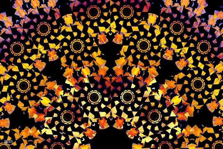 Serpintine Maze - Pavelle Fine Art
