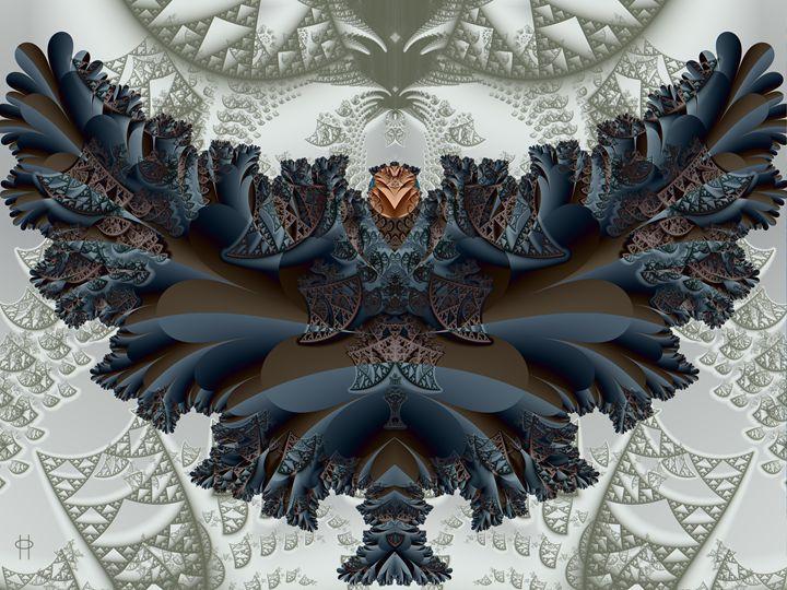 Imperial Eagle - Pavelle Fine Art