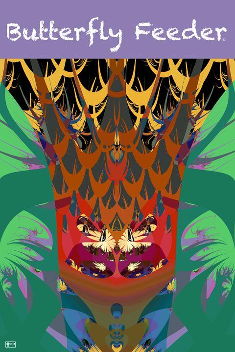 Butterfly Feeder - Pavelle Fine Art