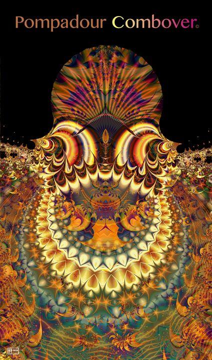 Pompadour Combover - Pavelle Fine Art