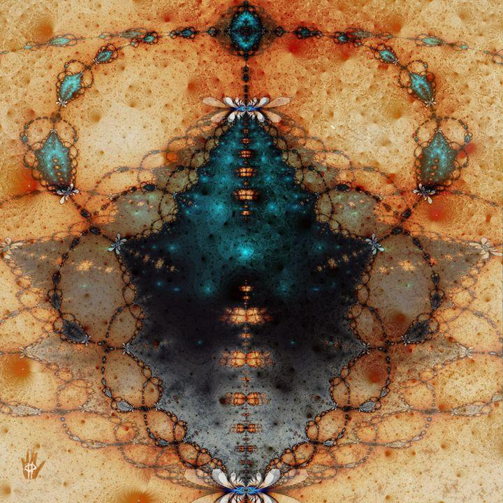 Lascaux Vessel - Pavelle Fine Art