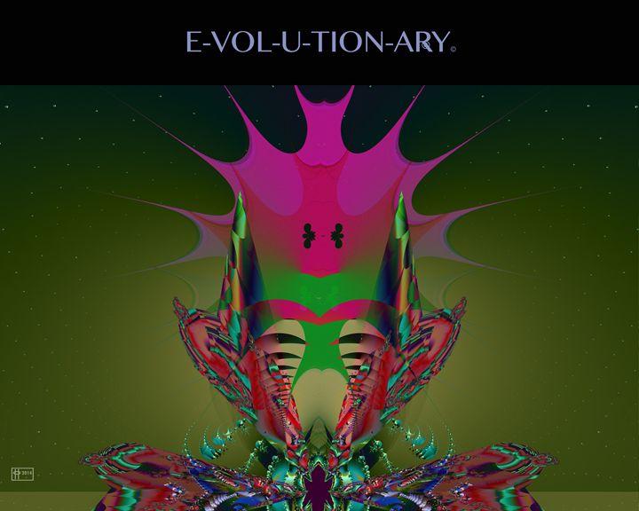 E-VOL-U-TION-ARY - Pavelle Fine Art