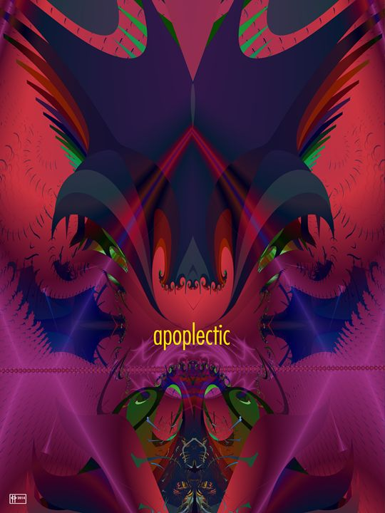 Apoplectic - Pavelle Fine Art
