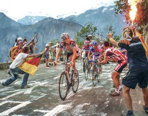 Tour de France - Wall Art