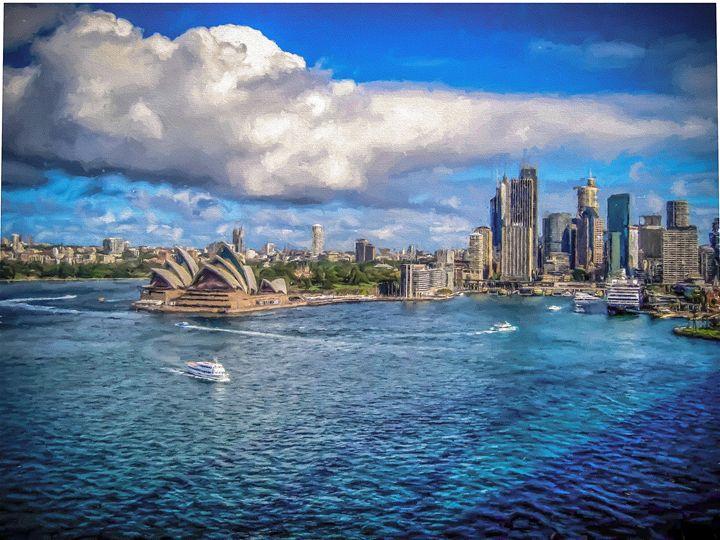 Sydney - Wall Art