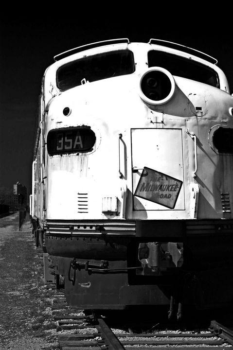 Ghost of the Milwaukee Road - Atomic Waffle Studio
