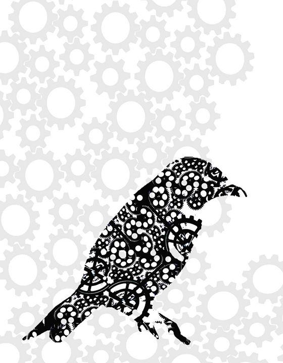 Oiseau quotidien - Melina St-Ours